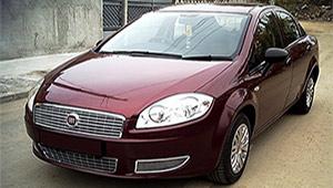 Междугороднее такси Киев - Fiat Linea, 8 грн за 1 км