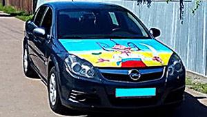 Междугороднее такси Борисполь - Opel Vectra, 10 грн за 1 км