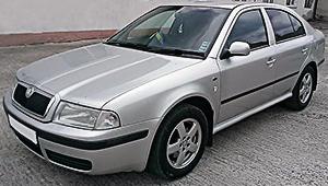 Междугороднее такси Черкассы - Skoda Octavia, 8 грн за 1 км