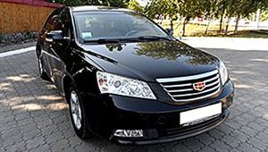 Междугороднее такси в Чернигове - Geely Emgrand 7