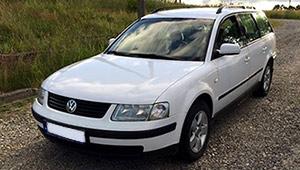 Междугороднее такси в Черновцах - Volkswagen Passat B5