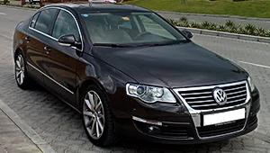 Междугороднее такси в Днепре - Volkswagen Passat, 10 грн за 1 км
