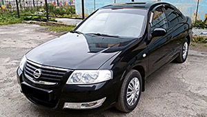 Междугороднее такси Донецк/Красноармейск - Nissan Almera Classic