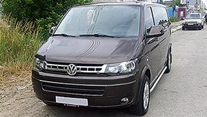 Междугороднее такси Донецка - Volkswagen Transporter T6