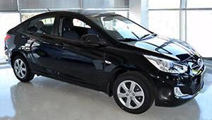 Междугороднее такси Донецка - Hyundai Accent