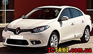Междугороднее такси Житомир - Renault Fluence, 9 грн за 1 км