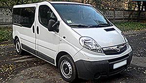 Междугороднее такси в Хмельницком - Opel Vivaro