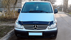 Междугороднее такси Хмельницкий - Mercedes Vito, 12 грн за 1 км