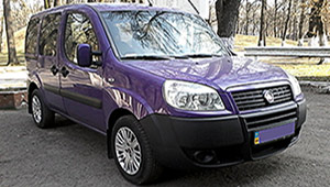 Междугороднее такси в Ивано-Франковске - Fiat Doblo, 8 грн за 1 км