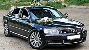Междугороднее такси в Ивано-Франковске - Audi A8, 9 грн за 1 км