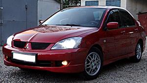 Междугороднее такси в Ивано-Франковске - Mitsubishi Lancer, 8 грн за 1 км