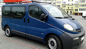 Междугороднее такси в Ивано-Франковске - Opel Vivaro, 12 грн за 1 км