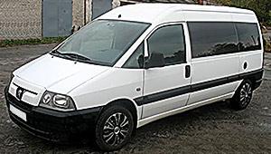 ТМеждугороднее такси Ивано-Франковска - Яремче - Peugeot Expert