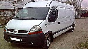Междугороднее такси в Ивано-Франковске - Renault Master, 10 грн за 1 км