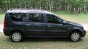 Междугороднее такси в Ивано-Франковске - Dacia Logan MCV, 8 грн за 1 км