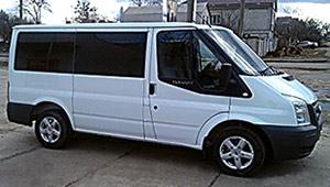 Междугороднее такси Харькова - Ford Transit, 12 грн за 1 км