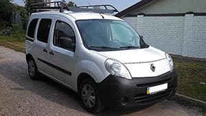 Междугороднее такси Харькова - Renault Kangoo, 9 грн за 1 км
