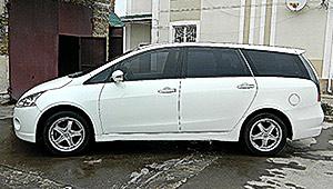 Междугороднее такси Херсона (Скадовск) - Mitsubishi Grandis, 9 грн за 1 км