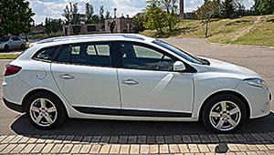 Междугороднее такси в Херсоне - Renault Megane Grand Tour