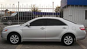 Междугороднее такси Херсона - Toyota Camry, 9 грн за 1 км