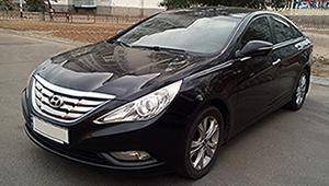 Междугороднее такси Киев - Hyundai Sonata, 9 грн за 1 км