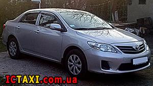 Междугороднее такси Киев - Toyota Corolla, 9 грн за 1 км