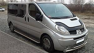 Междугороднее такси Борисполь - Renault Trafic, 14 грн за 1 км