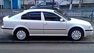 Междугороднее такси Киев - Skoda Octavia, 8 грн за 1 км