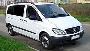 Междугороднее такси Киев - Mercedes-Benz Vito, 12 грн за 1 км