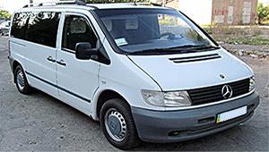Междугороднее такси Кривого Рога - Mercedes Benz Vito