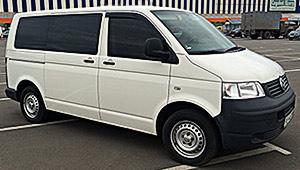 Междугороднее такси Кривого Рога - Volkswagen Transporter