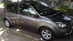 Междугороднее такси в Луцке - Renault Scenic, 9 грн за 1 км