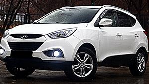 Междугороднее такси в Луцке - Hyundai ix, 10 грн за 1 км