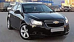 Междугороднее такси в Мариуполе - Chevrolet Cruze, 8 грн за 1 км