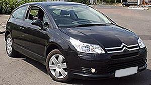 Междугороднее такси в Мариуполе - Citroen C4, 8 грн за 1 км