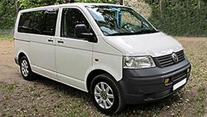 Междугороднее такси в Мариуполе - Volkswagen Transporter, 12 грн за 1 км
