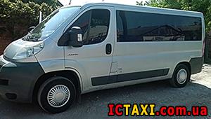 Междугороднее такси в Мариуполе - Citroen Jumper, 12 грн за 1 км