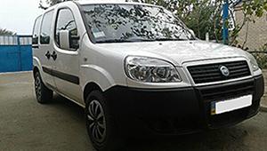 Междугороднее такси Мелитополя - Fiat Doblo