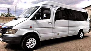 Междугороднее такси в Мелитополе - Mercedes Sprinter, 18 грн за 1 км