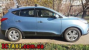 Междугороднее такси Одесса - Кишинев Hyundai IX35, 90$ США