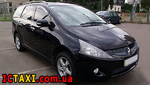Междугороднее такси Одесса - Кишинев Mitsubishi Grandis, 90$ США
