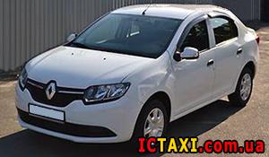 Междугороднее такси в Одессе - Renault Logan