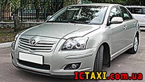 Междугороднее такси в Одессе - Toyota Avensis, 9,5 грн за 1 км