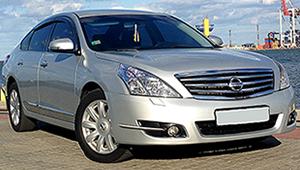 Междугороднее такси Одессы - Nissan Teana