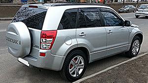 Междугороднее такси Одессы - Suzuki Grand Vitara