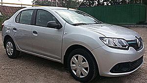 Междугороднее такси Одесса - Кишинев Renault Logan