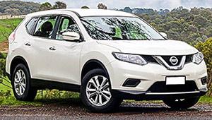 Междугороднее такси в Полтаве - Nissan X-Trail, 9 грн за 1 км