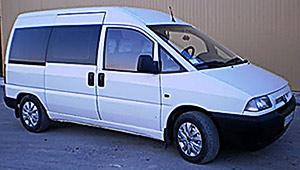 Междугороднее такси в Ровно - Peugeot Expert, 12 грн за 1 км