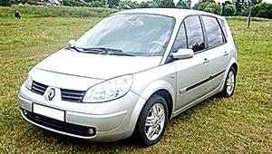 Междугороднее такси в Ровно - Renault Scenic, 8 грн за 1 км