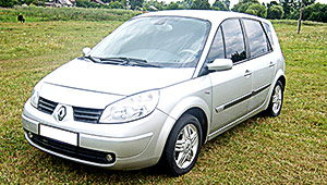 Междугороднее такси в Ровно - Renault Scenic